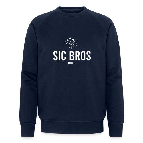 sicbros1 mwkt - Men's Organic Sweatshirt