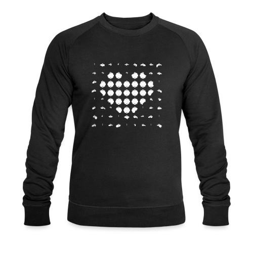 Schiessbuden-Romantik - Männer Bio-Sweatshirt