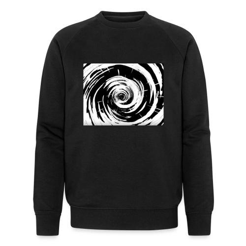 Techno Wirbel - Männer Bio-Sweatshirt von Stanley & Stella