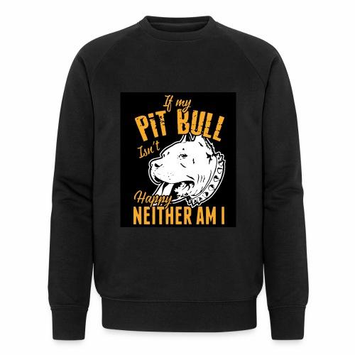 Pitbull my best friend - Sweat-shirt bio