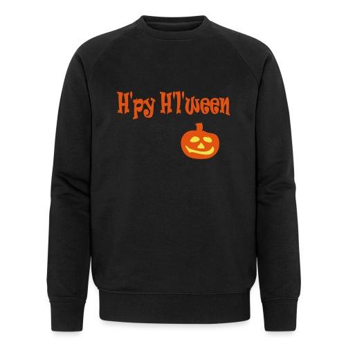 Happy Halloween - Männer Bio-Sweatshirt von Stanley & Stella