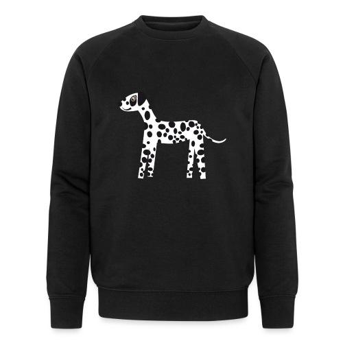 Dalmatiner - Männer Bio-Sweatshirt von Stanley & Stella
