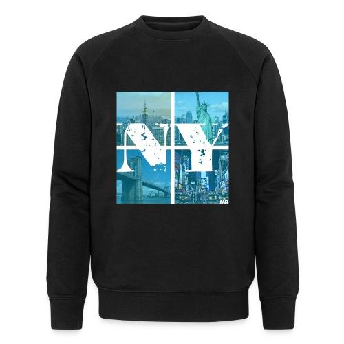 NEW YORK BLUE - Männer Bio-Sweatshirt von Stanley & Stella