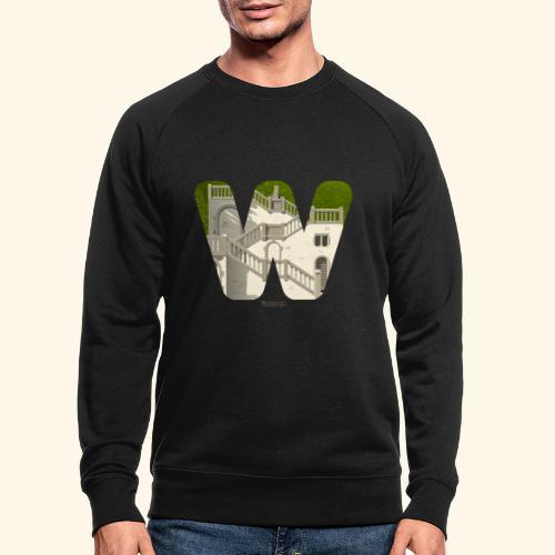 Vogelsauer Treppe - Männer Bio-Sweatshirt von Stanley & Stella