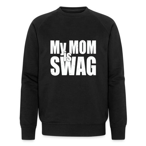 Swag White - Mannen bio sweatshirt