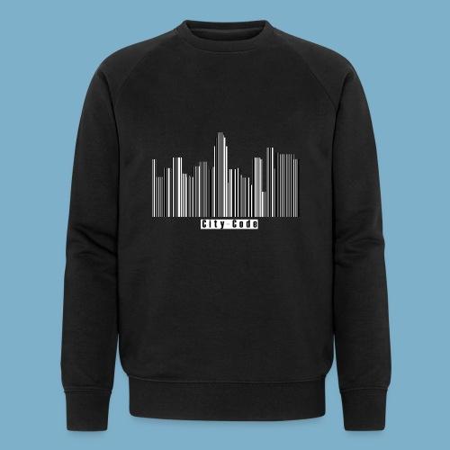 City Code - Deine Stadt - Männer Bio-Sweatshirt von Stanley & Stella