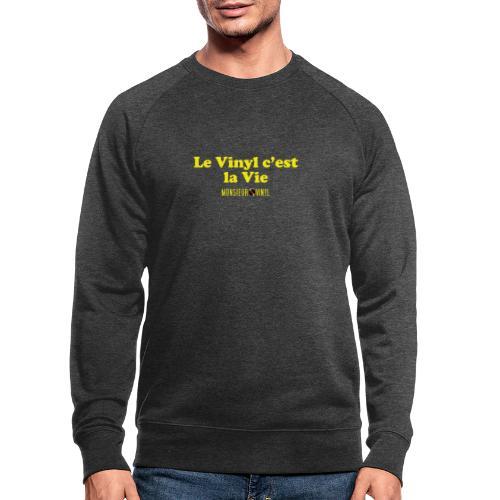 Collection Le Vinyl c'est la Vie - Sweat-shirt bio