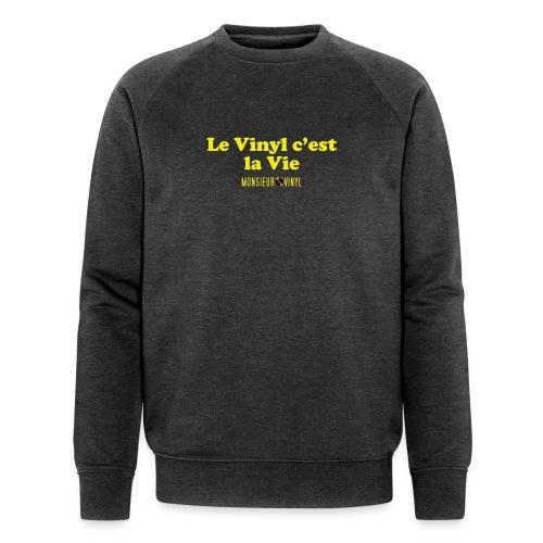 Collection Le Vinyl c'est la Vie - Sweat-shirt bio Stanley & Stella Homme