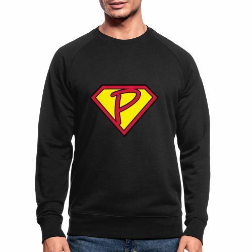 superp 2 - Männer Bio-Sweatshirt