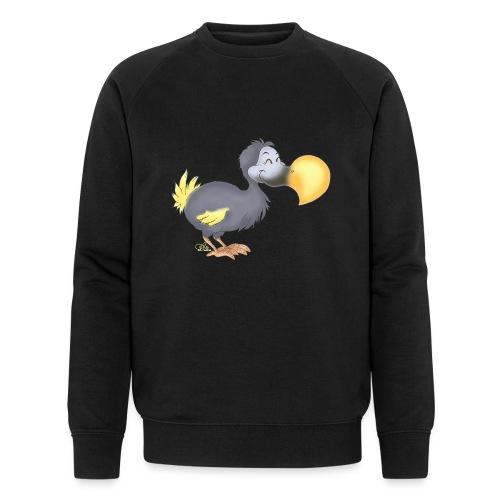 Dropsiger Dodo - Männer Bio-Sweatshirt