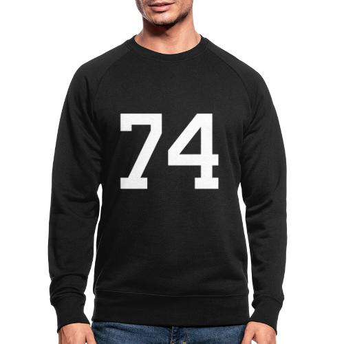 74 SPITZER Julian - Männer Bio-Sweatshirt