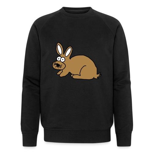 Hase - Männer Bio-Sweatshirt von Stanley & Stella
