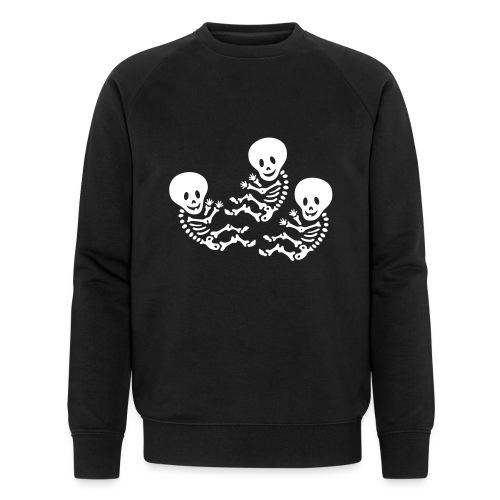 m triplets - Men's Organic Sweatshirt by Stanley & Stella