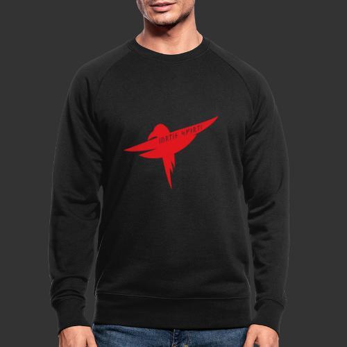 Raven Red - Men's Organic Sweatshirt