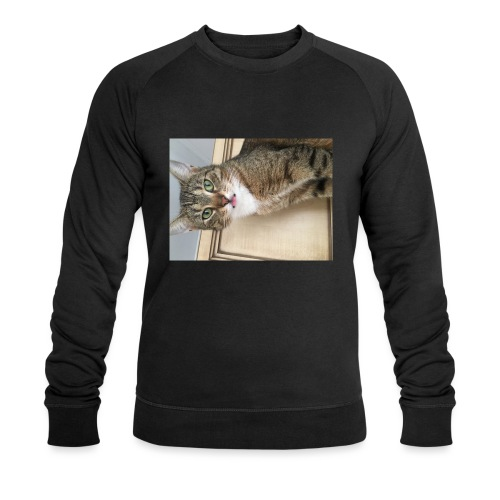 Kotek - Ekologiczna bluza męska Stanley & Stella