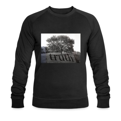 Truth - Men's Organic Sweatshirt by Stanley & Stella