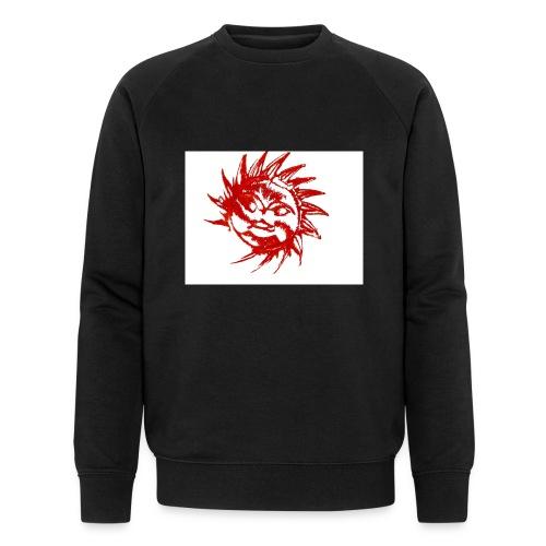 A RED SUN - Men's Organic Sweatshirt