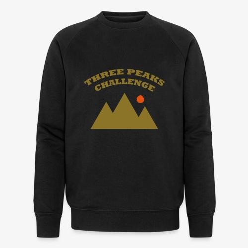 Three Peaks Challenge - Men's Organic Sweatshirt