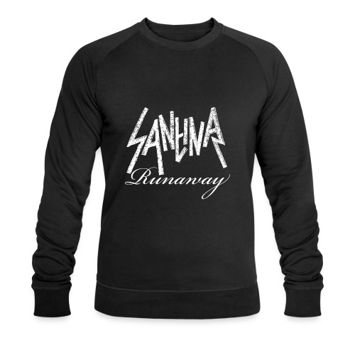 SANTINA gif - Men's Organic Sweatshirt