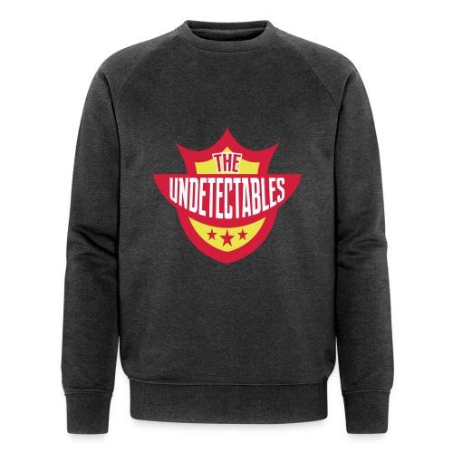 Undetectables voorkant - Mannen bio sweatshirt van Stanley & Stella
