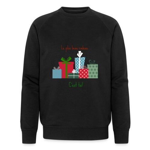 Le plus beau cadeau - Sweat-shirt bio