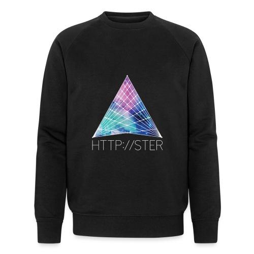 HTTPSTER - Mannen bio sweatshirt