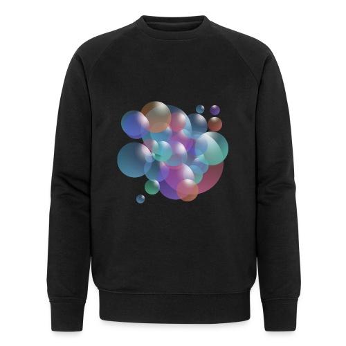 bubble - Männer Bio-Sweatshirt von Stanley & Stella