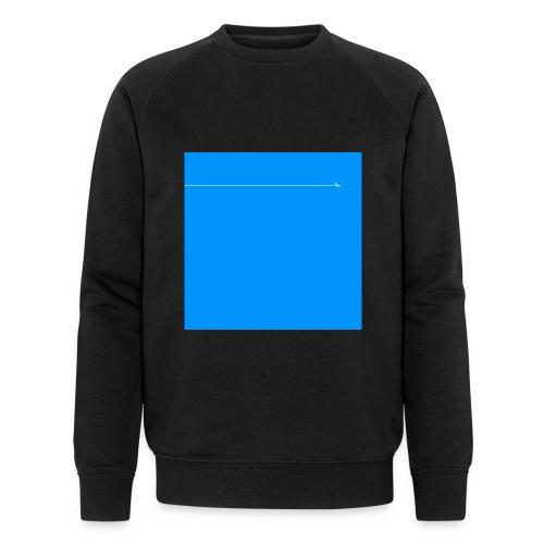 sklyline blue version - Sweat-shirt bio Stanley & Stella Homme