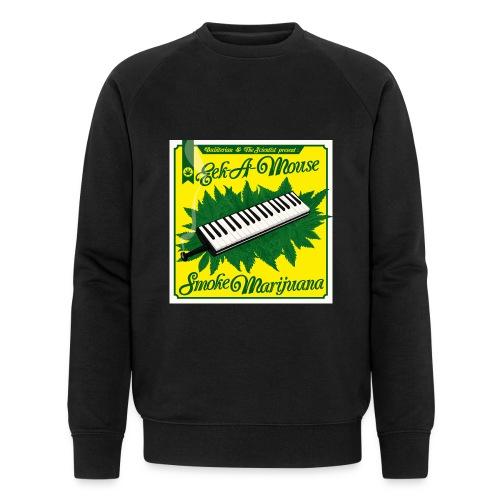 Smoke Marijuana - Men's Organic Sweatshirt by Stanley & Stella
