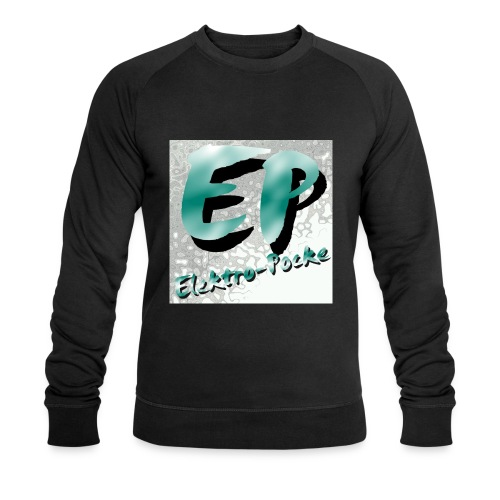 Elektro-Pocke T-Shirt Premium - Männer Bio-Sweatshirt