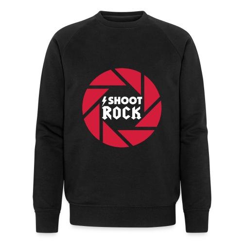 I shoot Rock (white) - Männer Bio-Sweatshirt von Stanley & Stella
