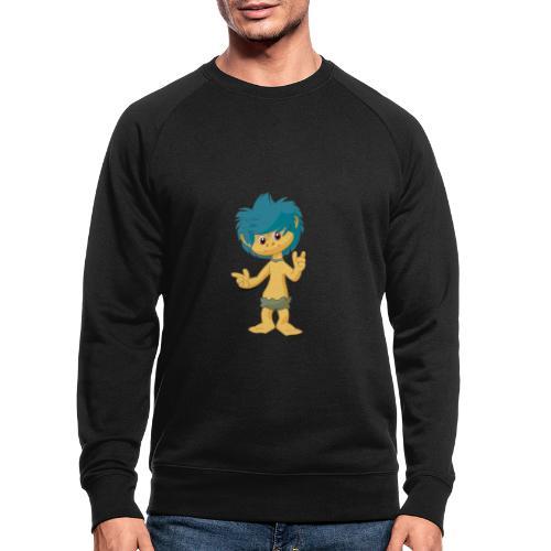 Plumps - Männer Bio-Sweatshirt