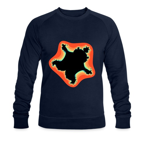Burn Burn Quintic - Men's Organic Sweatshirt by Stanley & Stella