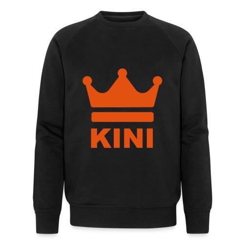 KINI ist König - Männer Bio-Sweatshirt von Stanley & Stella