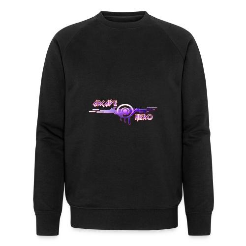 Arcade Hero - Männer Bio-Sweatshirt von Stanley & Stella