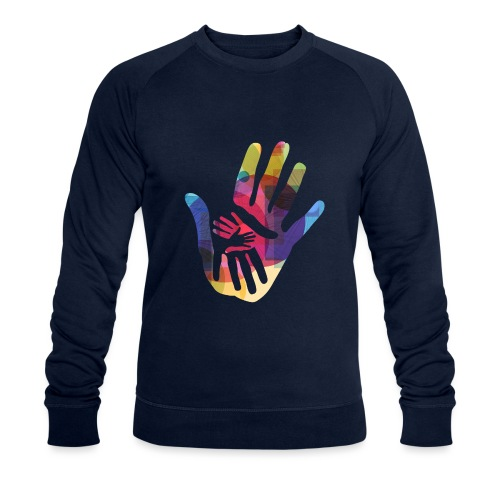 logo_storien - Økologisk sweatshirt for menn fra Stanley & Stella