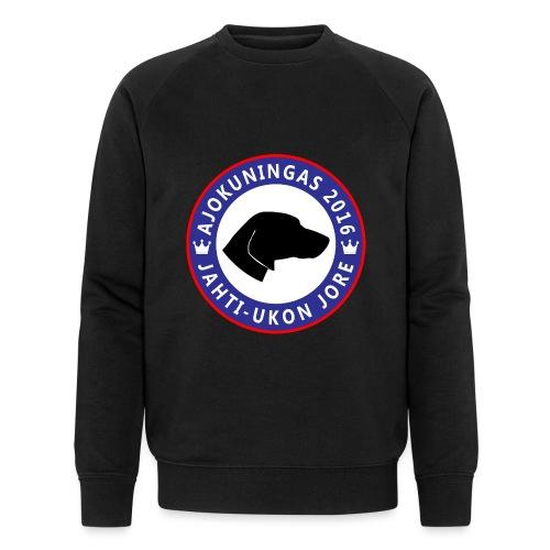 Ajokuningas t-paita - Miesten luomucollegepaita
