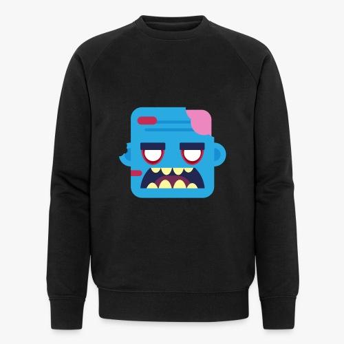 Mini Monsters - Zombob - Økologisk sweatshirt til herrer