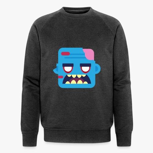 Mini Monsters - Zombob - Økologisk Stanley & Stella sweatshirt til herrer