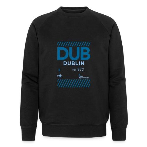 Dublin Ireland Travel - Men's Organic Sweatshirt by Stanley & Stella