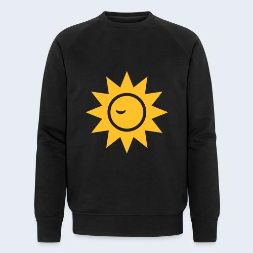 Winky Sun - Mannen bio sweatshirt van Stanley & Stella