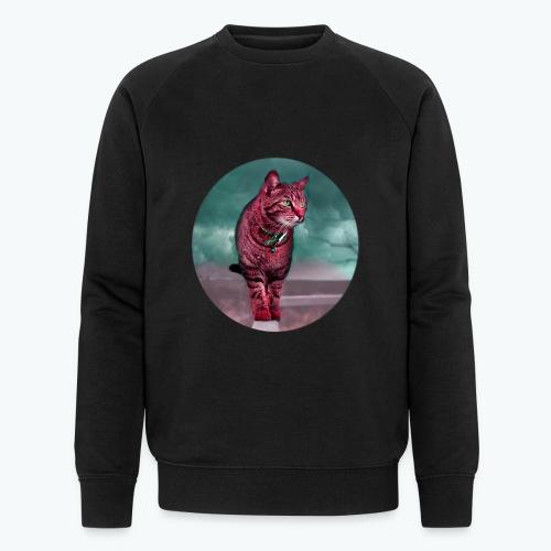 Chat sauvage - Sweat-shirt bio Stanley & Stella Homme