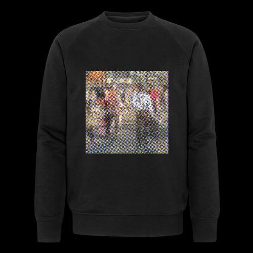 NewYork_GroundZero.jpg - Männer Bio-Sweatshirt von Stanley & Stella