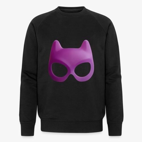 Bat Mask - Ekologiczna bluza męska