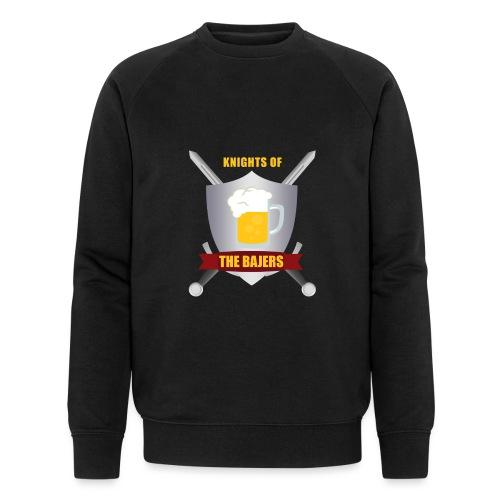 Knights of The Bajers - Økologisk Stanley & Stella sweatshirt til herrer