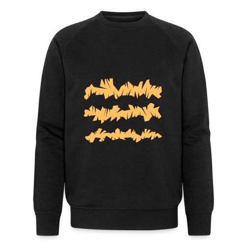 Orange_Sample.png - Männer Bio-Sweatshirt von Stanley & Stella