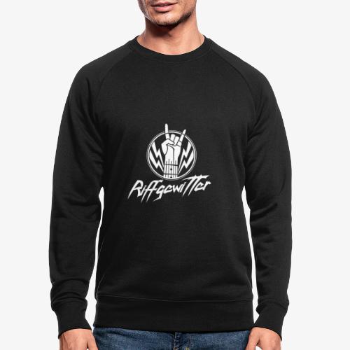 Riffgewitter - Hard Rock und Heavy Metal - Männer Bio-Sweatshirt von Stanley & Stella