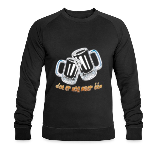 Doe er nog maar een Shirt png - Mannen bio sweatshirt van Stanley & Stella
