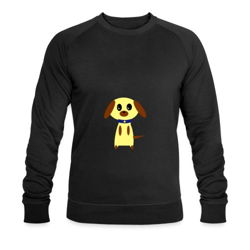 Dog Cute - Männer Bio-Sweatshirt von Stanley & Stella