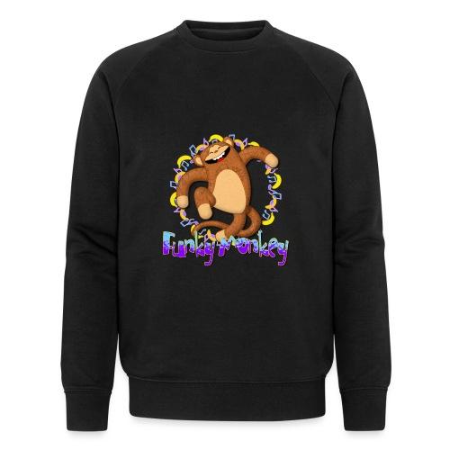 Funky Monkey - Felpa ecologica da uomo di Stanley & Stella